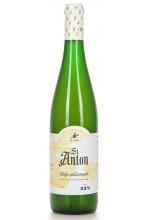 Сидр яблочный St. Anton сухой нефильтрованный в бутылках 0.7 л.