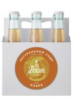 Пуаре St. Anton полусладкий в коробке 20 бут. по 0,5 л