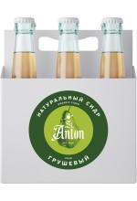 Сидр с соком груши St. Anton полусладкий в коробке 20 бут. по 0,5 л