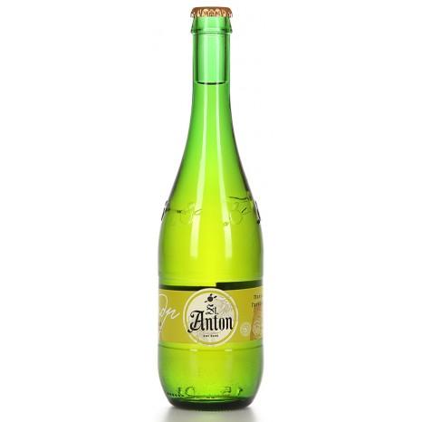 Пуаре St. Anton полусладкий в бутылках 0.5 л.