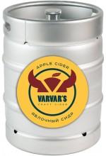 """Сидр яблочный St. Anton """"Варварс"""" сухой в кегах 30 л."""