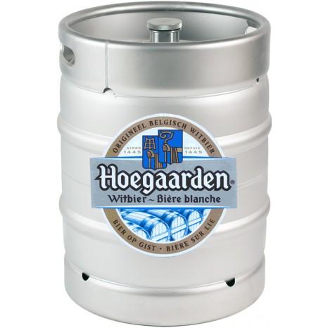 Пиво Hoegaarden светлое, нефильтрованное в кегах 20 л.