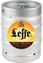 Пиво Leffe Brune темное, фильтрованное в кегах 30 л.