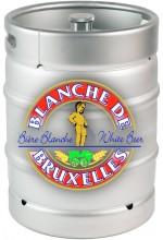 Пиво Blanche de Bruxelles светлое, нефильтрованное в кегах 30 л.