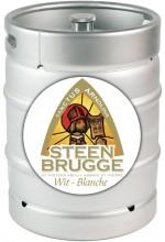 Пиво Steenbrugge Wit-Blanche светлое, нефильтрованное в кегах 20 л.