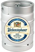 Пиво Weihenstephan Hefeweissbier светлое, нефильтрованное в кегах 30 л.
