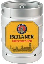 Пиво Paulaner Original Munchner Hell светлое, фильтрованное в кегах 30 л.