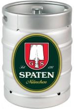 Пиво Spaten Munchen светлое, фильтрованное в кегах 30 л.