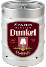Пиво Spaten Munchen Dunkel темное, фильтрованное в кегах 30 л.