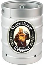 Пиво Franziskaner Hefe-Weisse светлое, нефильтрованное в кегах 30 л.