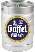 Пиво Gaffel Kolsch светлое, фильтрованное в кегах 30 л.