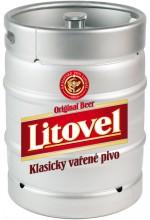 Пиво Litovel Maestro темное, фильтрованное в кегах 30 л.