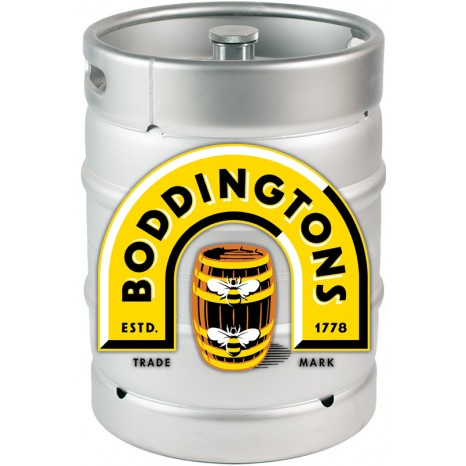 Пиво Boddingtons Pub Ale светлое, фильтрованное в кегах 30 л.