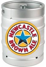 Пиво Newcastle Brown Ale темное, фильтрованное в кегах 30 л.