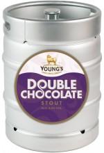 Пиво Young's Double Chocolate Stout темное, фильтрованное в кегах 30 л.