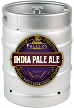Пиво Fuller's India Pale Ale светлое, фильтрованное в кегах 30 л.
