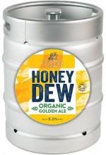 Пиво Fuller's Organic Honey Dew светлое, фильтрованное в кегах 30 л.