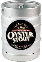 Пиво Marstons Oyster Stout темное, фильтрованное в кегах 30 л.