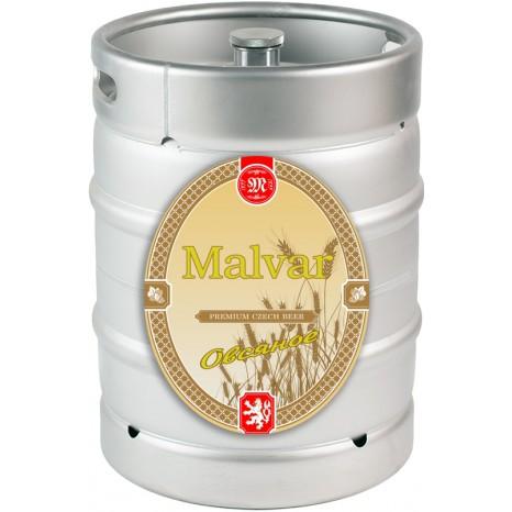 Пиво Малвар Овсяный Стаут темное, нефильтрованное в кегах 30 л.
