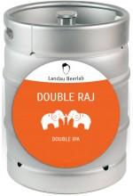 Пиво Double Raj двойной индийский пэйл эль, нефильтрованное в кегах 30 л.