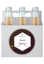 Пиво Mead Cherry меломель, нефильтрованное в упаковке 12шт × 0.5л.