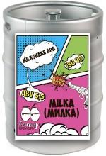 Пиво Милка, Milkshake APA, в кегах 30 л.
