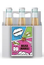Пиво Милка, Milkshake APA, в упаковке 20шт × 0.5л.