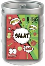 Пиво Salat, Gose, в кегах 30 л.