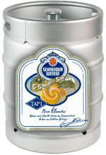 Пиво Schneider Weisse TAP 1 светлое, нефильтрованное в кегах 20 л.