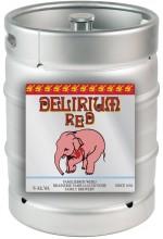 Пиво Delirium Red фруктовое, фильтрованное в кегах 30 л.