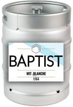 Пиво Baptist Wit пшеничное, фильтрованное в кегах 20 л.