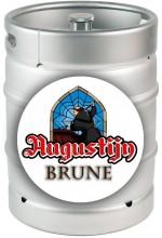 Пиво Augustijn Brune темное, фильтрованное в кегах 20 л.