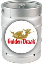 Пиво Gulden Draak темное, фильтрованное в кегах 20 л.
