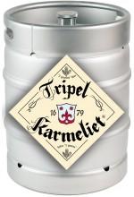 Пиво Tripel Karmeliet светлое, фильтрованное в кегах 20 л.