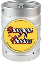 Пиво Bourgogne des Flandres темное, фильтрованное в кегах 30 л.