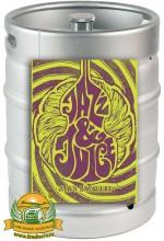 Пиво Jazz & Juice Grapefruit, светлое, нефильтрованное в кегах 20 л.