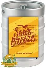 Пиво Sour Breeze Mango, светлое, нефильтрованное в кегах 20 л.