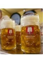 Spaten Munchen Bar (Германия) - 180 порций х 0,5 л.