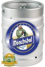Пиво Monchshof Bayerisch Hell светлое, фильтрованное в кегах 30 л.
