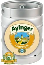 Пиво Ayinger Urweisse полутемное, нефильтрованное в кегах 30 л.