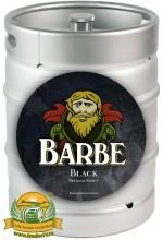 Пиво Barbe Noire бельгийский стаут, фильтрованное в кегах 30 л.