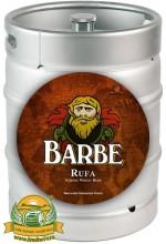 Пиво Barbe Rufa крепкий эль, нефильтрованное в кегах 30 л.