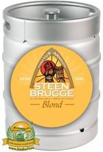 Пиво Steenbrugge Blond светлое, фильтрованное в кегах 20 л.