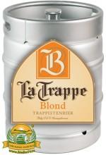 Пиво La Trappe Blond светлое, фильтрованное в кегах 30 л.