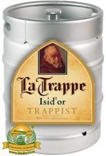 Пиво La Trappe Isid'or темное, нефильтрованное в кегах 30 л.
