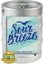 Пиво Sour Breeze, светлое, нефильтрованное в кегах 20 л.