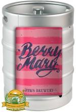 Пиво Berry Mary Currant & Raspberry, светлое, нефильтрованное в кегах 20 л.