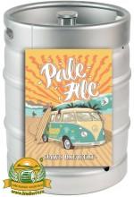 Пиво Pale Ale, светлое, нефильтрованное в кегах 20 л.
