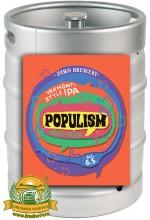 Пиво Populism Mosaic Edition, светлое, нефильтрованное в кегах 20 л.