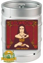 Пиво Red Widow, темное, нефильтрованное в кегах 20 л.